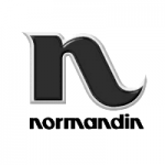 Normandin-blackwhite